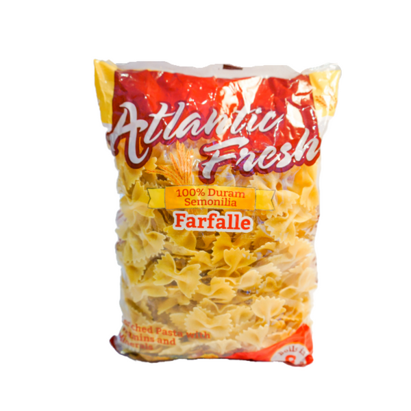 Atlantic Fresh Farfalle Bow tie Pasta 400g