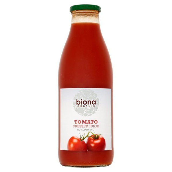 Biona Organic Pressed Tomato Juice 1000ml