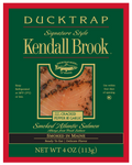 Ducktrap Peppered Salmon 4 oz.