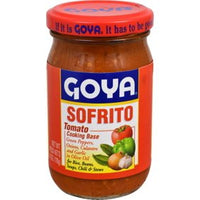 Goya Sofrito Tomato Cooking Base 6 oz