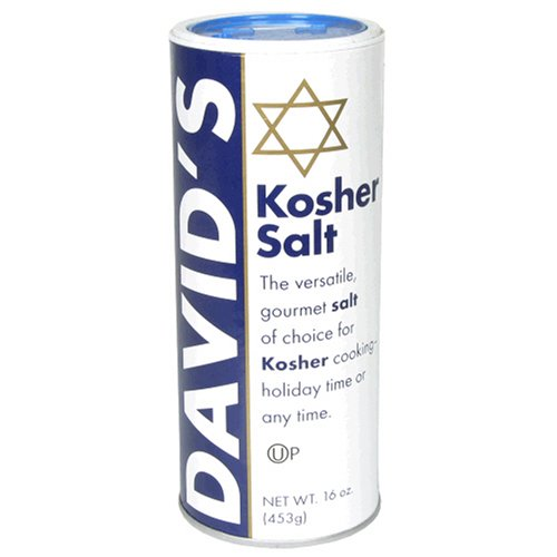David's Kosher Salt 16 oz