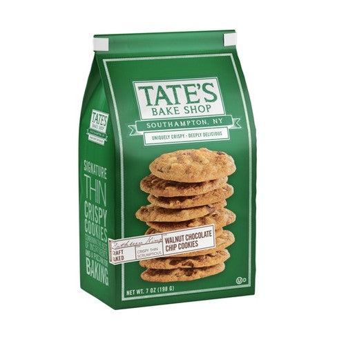 Tate's Bake Shop Choc Chip Walnut 7oz