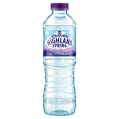 Highland Spring Mineral Water 500ml