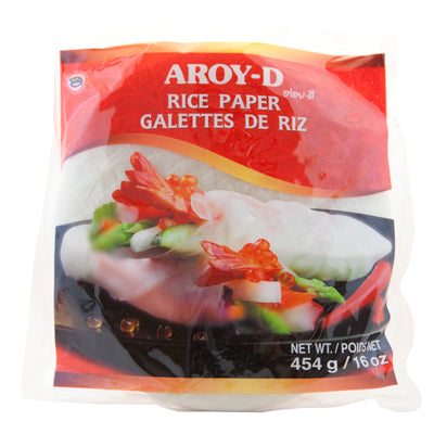 Aroy-D Rice Paper 454 g