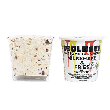 Coolhaus Milkshake & Fries Icecream