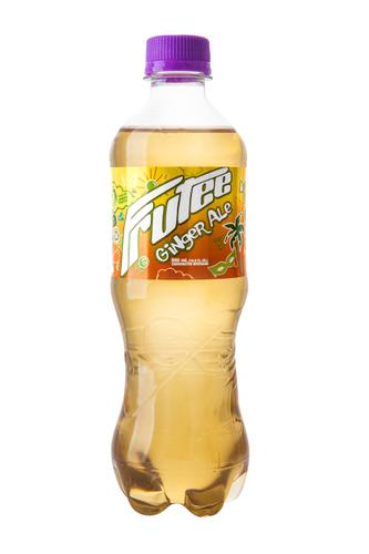 Frutee Ginger Ale 500ml