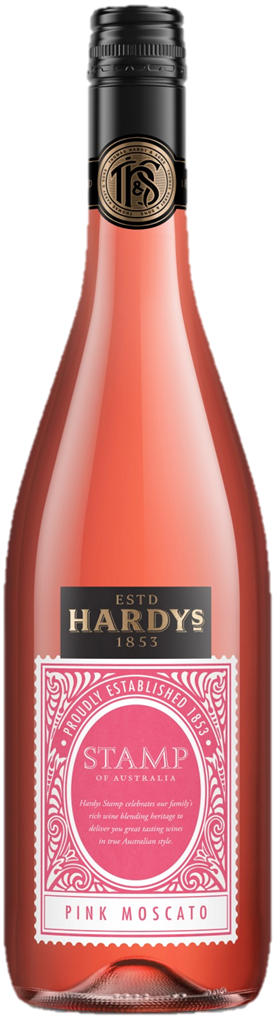 Hardy's Stamp of Australia Pink Moscato