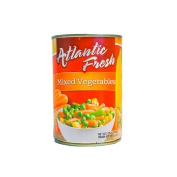 Atlantic Fresh Mixed Vegetables 15 oz