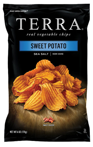 Terra Sweet Potato Crinkle Chips 6oz