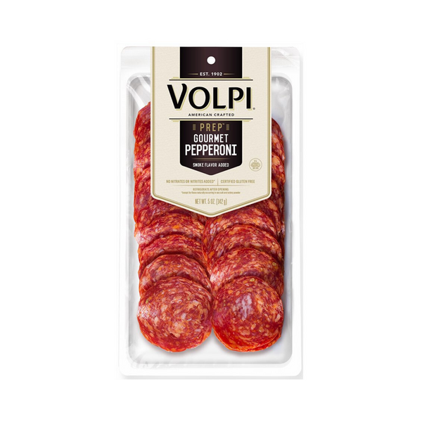 Volpi Sliced Pepperoni 5oz
