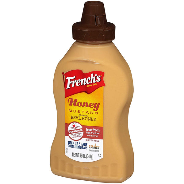 French's Honey Mustard 12 oz