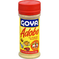 Goya Adobo With Pepper 8 oz