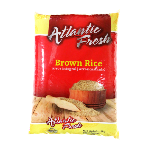 Atlantic Fresh Brown Rice 2kg