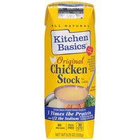 Kitchen Basics Chicken Stock Original 8.25 oz