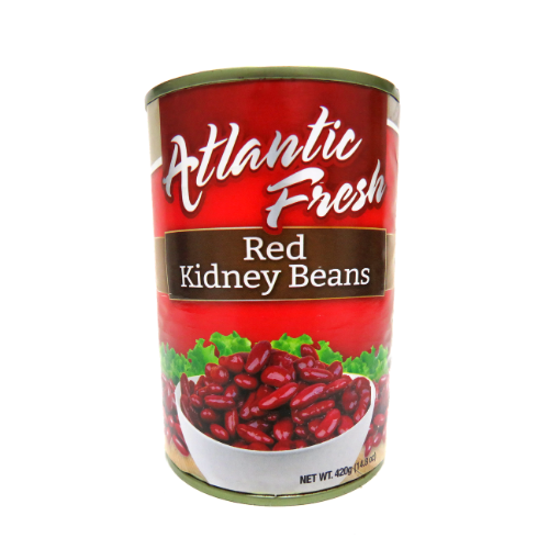 Atlantic Fresh Red Kidney Beans 15oz