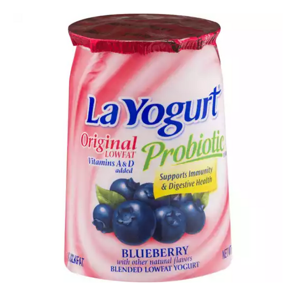 La Yogurt Blueberry