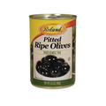 Roland Medium Pitted Ripe Olives 15 oz