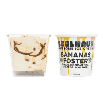 Coolhaus Banana Forest Icecream