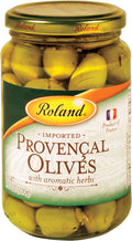 Roland Provencal Olives w/ Herbs 12oz