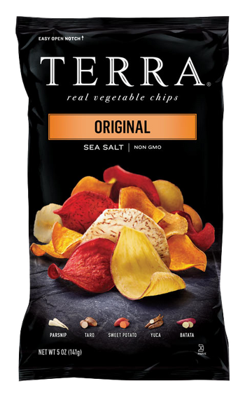 Terra Exotic Original Vegetable Chips 5oz