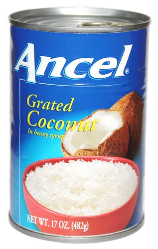 Ancel Grated Coconut 17 oz