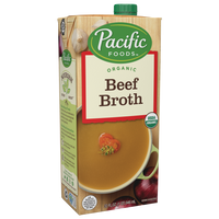 Pacific Foods Natural Beef Broth