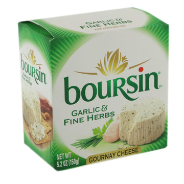 Boursin Garlic and Fine Herbs Cheese