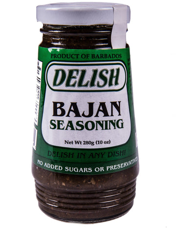 Delish Bajan Seasoning 10 oz (jar)