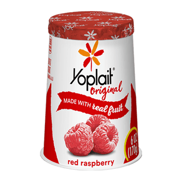 Yoplait Original Raspberry 6 oz