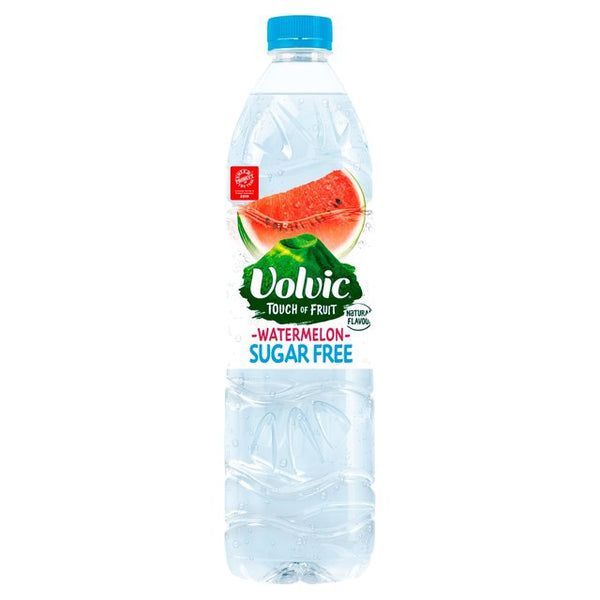Volvic Touch of Fruit- Watermelon Flavoured Water 1.5L