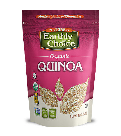 Nature's Earthly Choice Premium Organic Quinoa 12oz