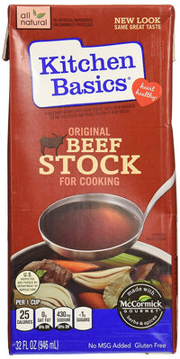 Kitchen Basics Beef Stock Original 32 oz