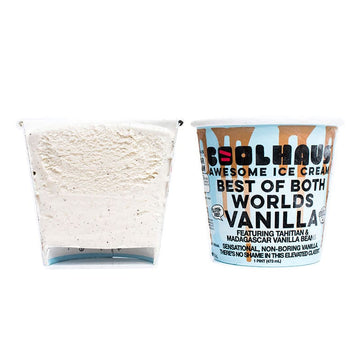 Coolhaus Best of Both Worlds Vanilla Ice Cream