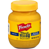 Frenchs Classic Yellow Mustard 6 oz