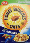 Honey Bunches of Oats Almond