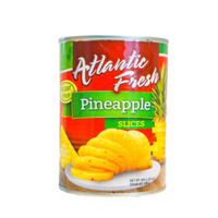 Atlantic Fresh Pineapple Slices 20 oz