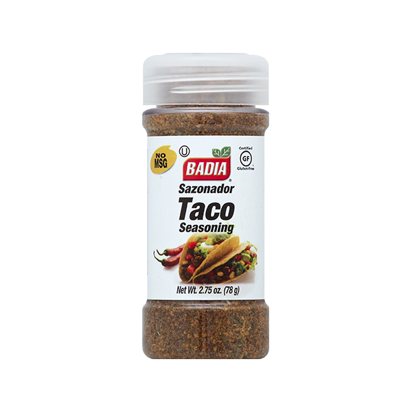 Badia Taco Seasoning 2.75oz