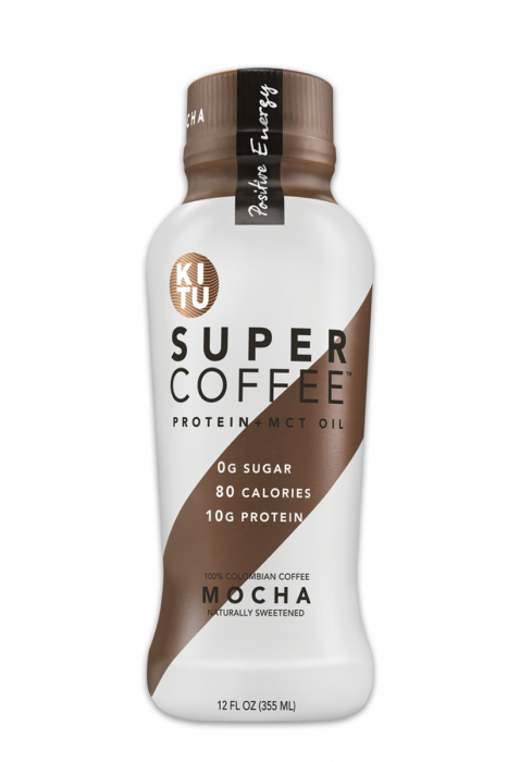 KITU Super Coffee Mocha 12 fl oz