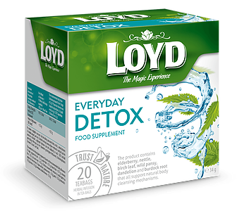 Loyd Everyday Detox Tea