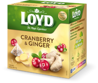 Loyd Cranberry & Ginger