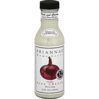 Briannas Blue Cheese Dressing 12oz