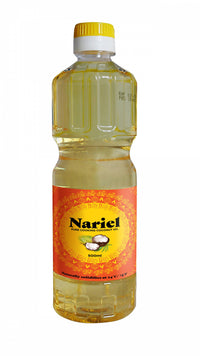 Nariel Pure Cooking Coconut Oil 500 ml