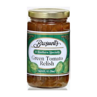 Braswell's Green Tomato Relish 8 oz