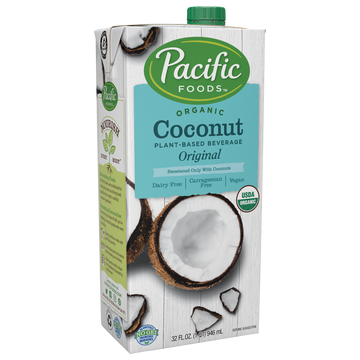 Pacific Organic Coconut Original Beverage 32 fl oz