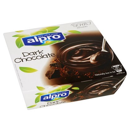 Alpro Dark Chocolate Dessert 125 ml