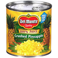 Del Monte Pineapple Crushed 15 oz