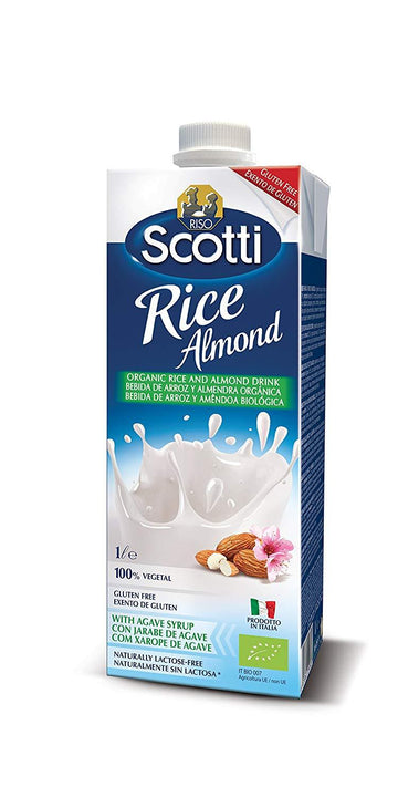 Riso Scotti Rice & Almond milk 1L