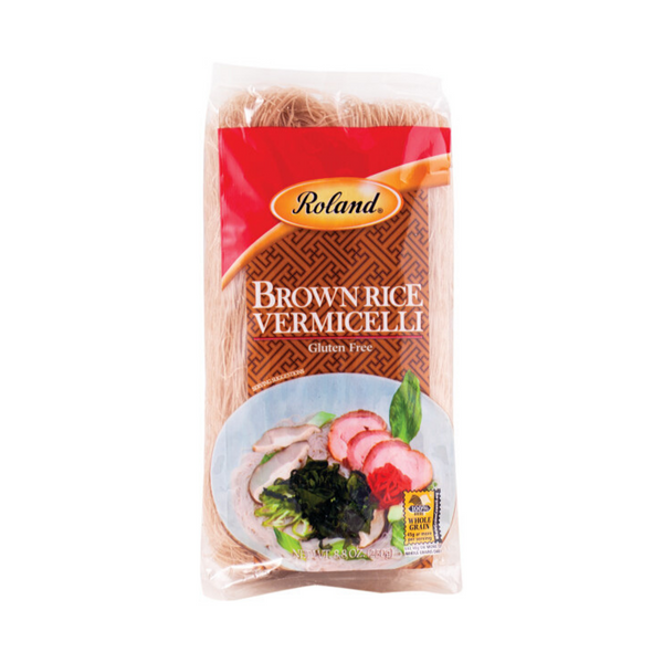 Roland Brown Rice Vermicelli 8.8 oz