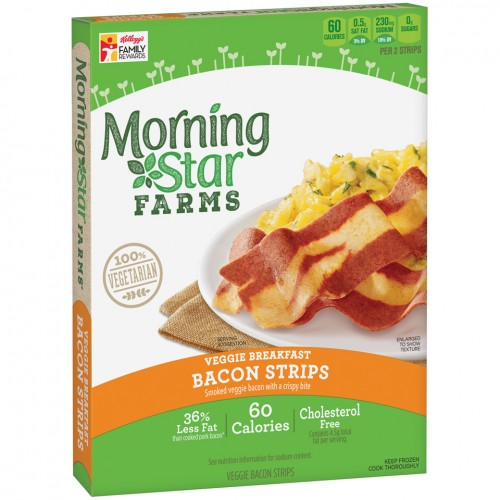 Morning Star Farms Veggie Bacon Strips 5.25oz