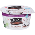 So Delicious Unsweetened Coconut Vanilla 5.3 oz.